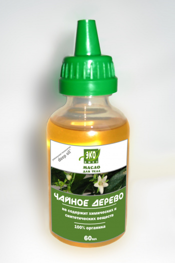 Tea tree Body Oil