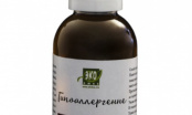 Hypoallergenic hydrophilic oil for beard and mustache